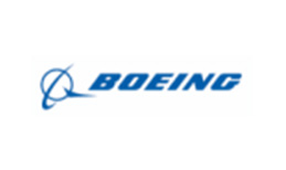 Boeing Logo - Client List Section
