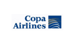 Copa Airlines Logo - Client List Section
