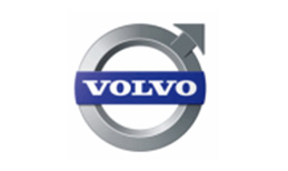Volvo Logo - Client List Section