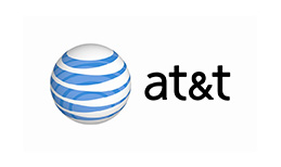 AT&T Logo - Client List Section