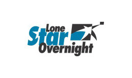 LoneStar Overnight Logo - Client List Section