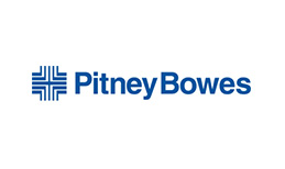 Pitney Bowes Logo - Client List Section