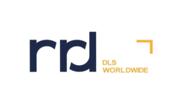 RRD DLS Worldwide logo