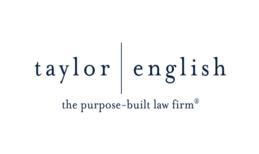 Taylor English logo