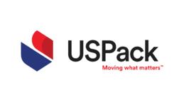 USPack logo